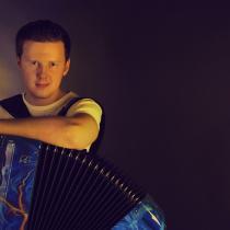 Кирилл Штыбин, баян шоу